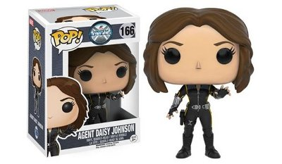 Agents of S.H.I.E.L.D. Quake Pop! Vinyl Figure