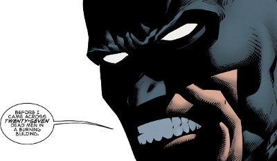 Batman #4 comic review