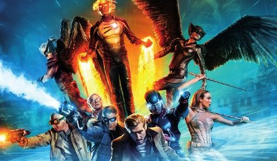 Legends of Tomorrow – The Complete First Season DVD review