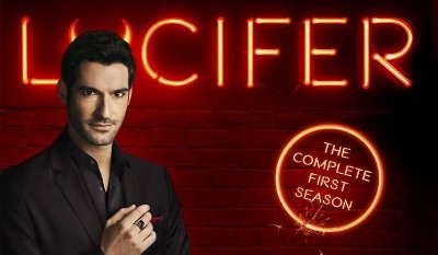 Lucifer – The Complete First Season review