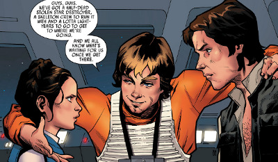 Star Wars #22 comic review