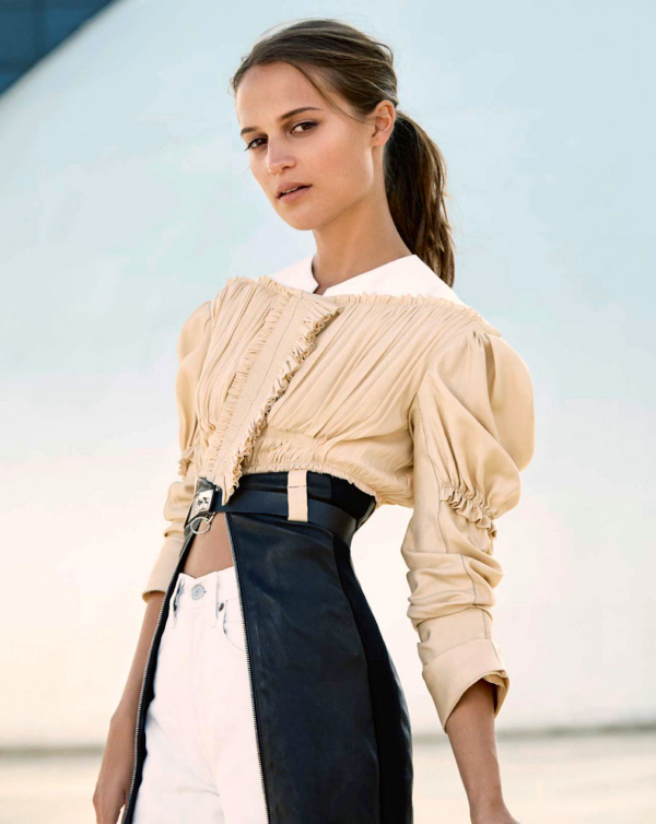 Alicia Vikander - Marie Claire (September 2016)
