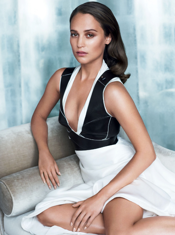 Alicia Vikander - Vanity Fair (September 2016)