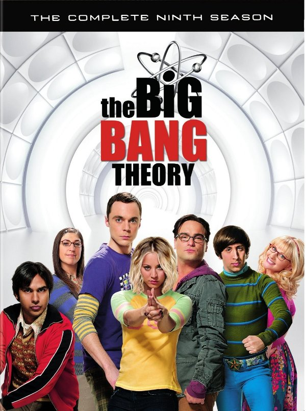 The Big Bang Theory - The Complete Ninth Season