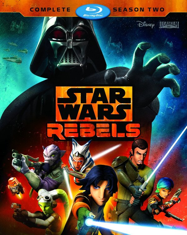 Star Wars Rebels - The Complete Second Season