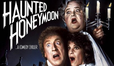 Haunted Honeymoon Blu-ray review