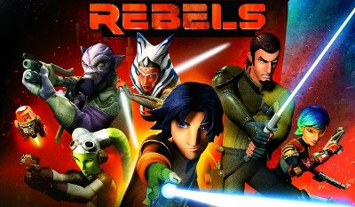 Star Wars Rebels – The Complete Second Season Blu-ray review