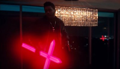 The Weeknd – Starboy (feat. Daft Punk) music video
