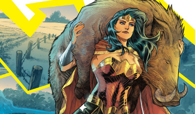 Trinity #1 comic review