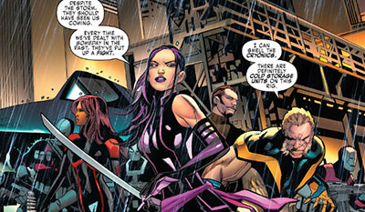 Uncanny X-Men #12 comic review