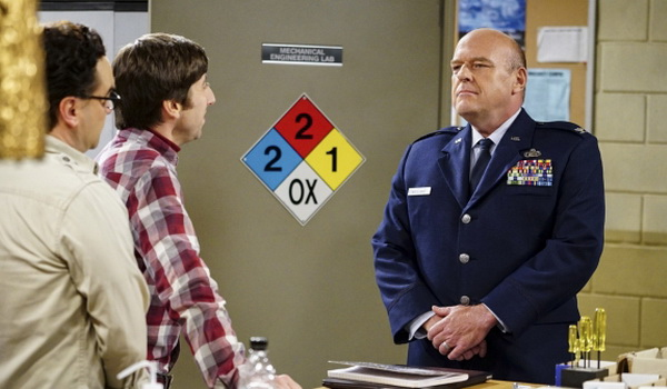 The Big Bang Theory - The Military Miniaturization