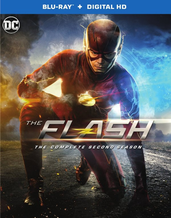 The Flash - The Complete Second Season