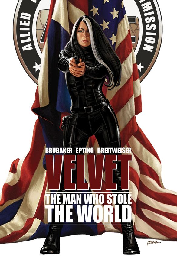 Velvet - The Man Who Stole the World