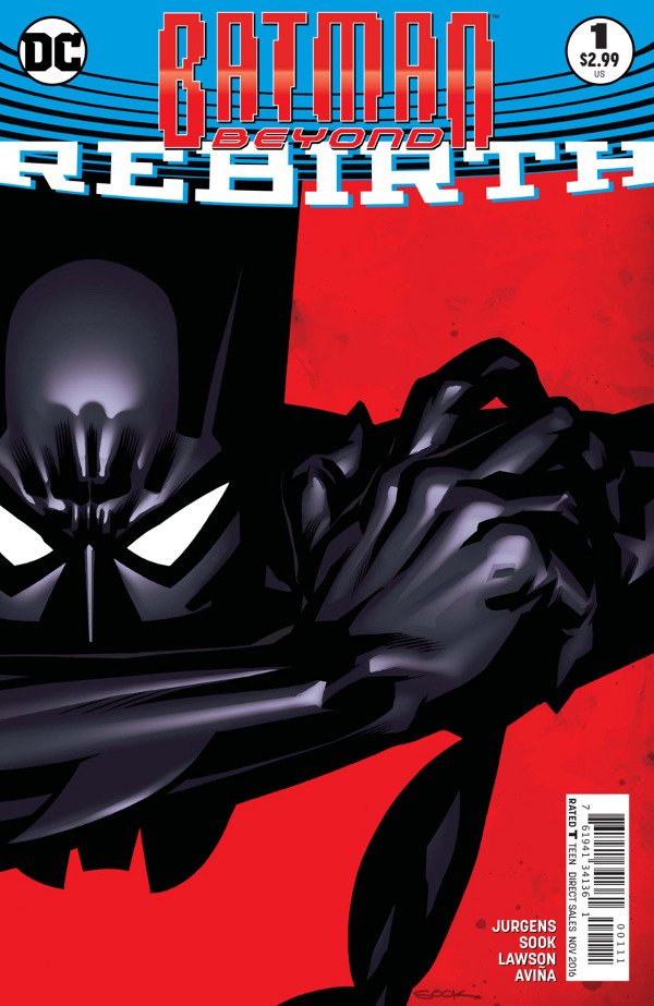 Batman Beyond: Rebirth #1