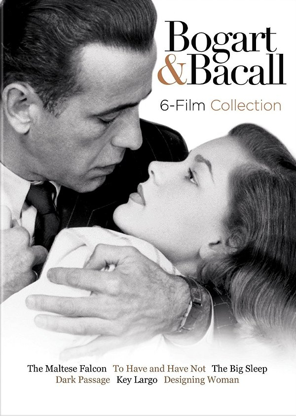 Bogart & Bacall - 6 Film Collection