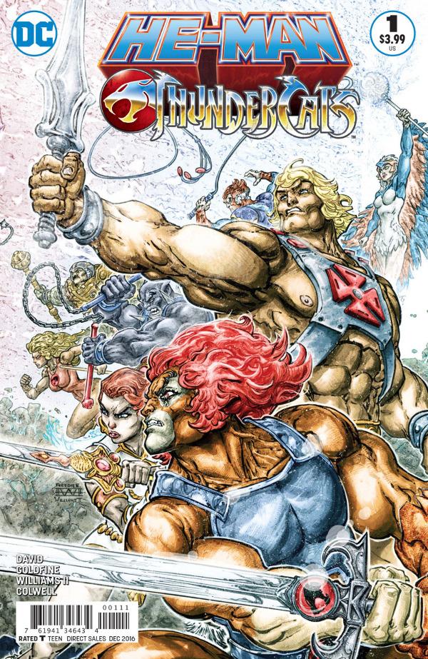 He-Man/ThunderCats #1