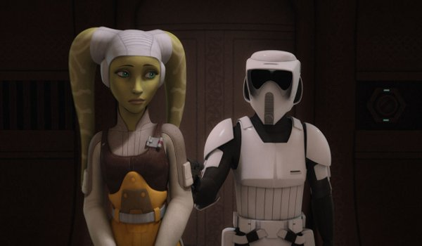 Star Wars Rebels – Hera's Heroes TV review