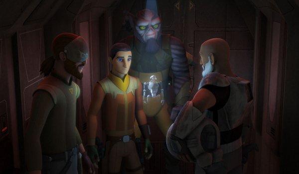 Star Wars Rebels - The Last Battle