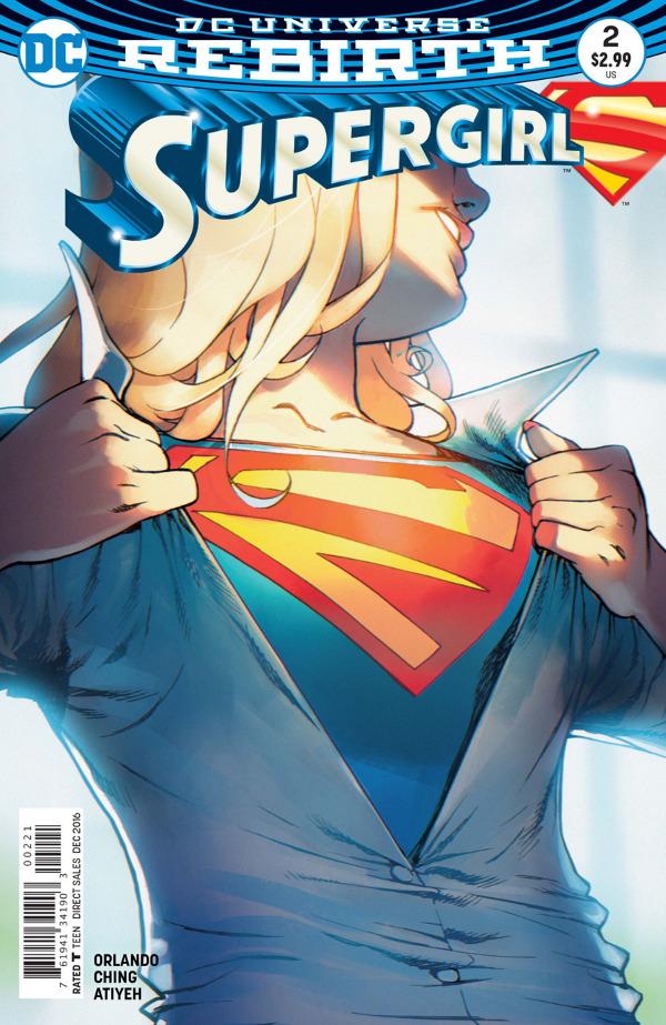 Supergirl #2