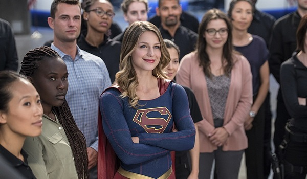 Supergirl - Welcome to Earth