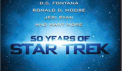 50 Years of Star Trek DVD review