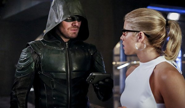 Arrow – The Recruits television review