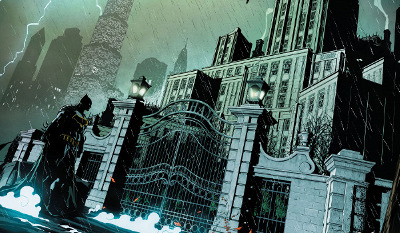 Batman #9 comic review