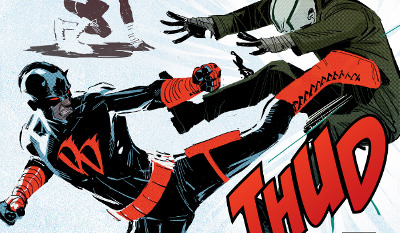 Daredevil #12 comic review