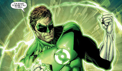 Hal Jordan and The Green Lantern Corps #5 comic review