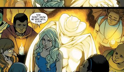 Mockingbird #8 comic review