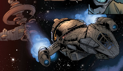 Serenity: No Power in the 'Verse #1 comic review