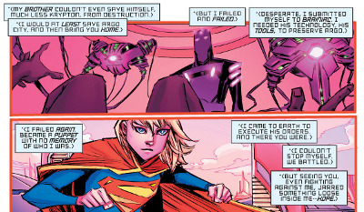 Supergirl #2 comic review