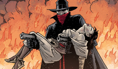 The Shadow: The Death of Margo Lane #5 comic review