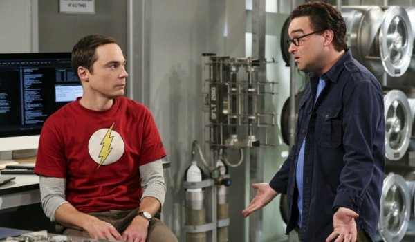 The Big Bang Theory - The Dependence Transcendence