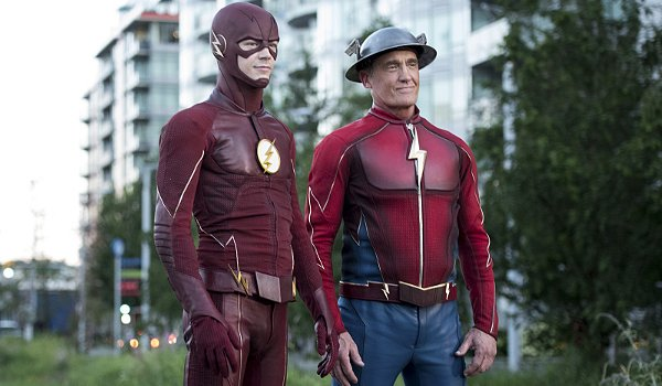The Flash - Paradox
