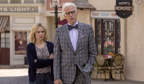 The Good Place - Most Improved Player
