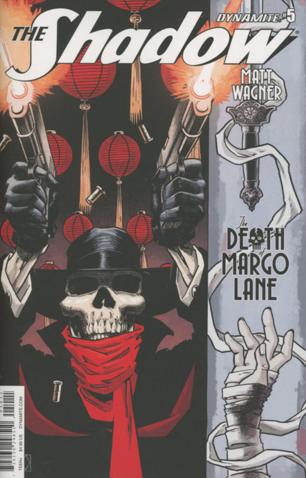 The Shadow: The Death of Margo Lane #5