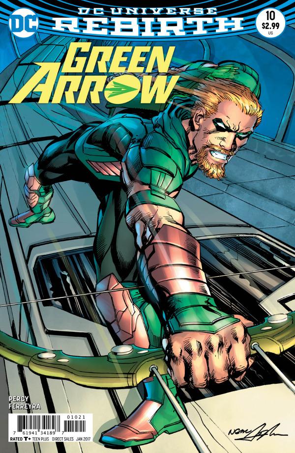 Green Arrow #10