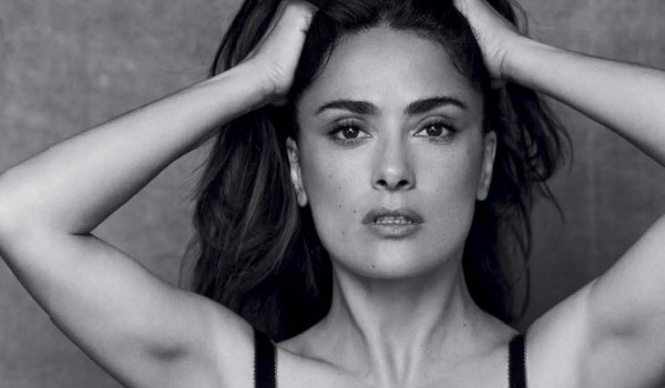 Salma Hayek - GQ Mexico (November 2016)