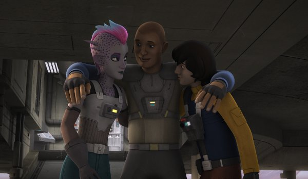 Star Wars Rebels - Iron Squadron