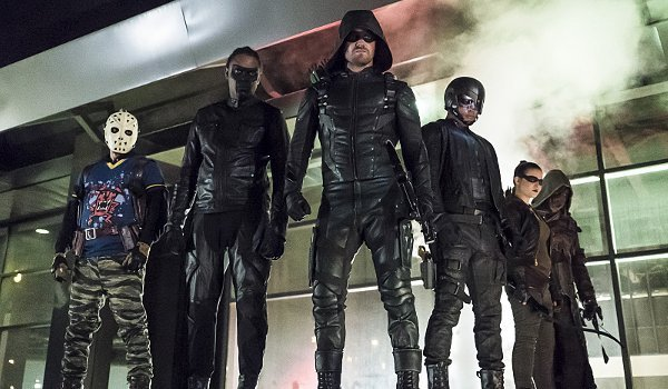 Arrow – So it Begins television review