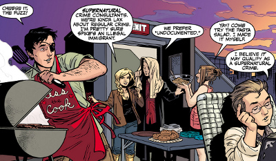 Buffy the Vampire Slayer Season Eleven #1 comic review