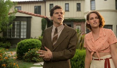 Café Society DVD review