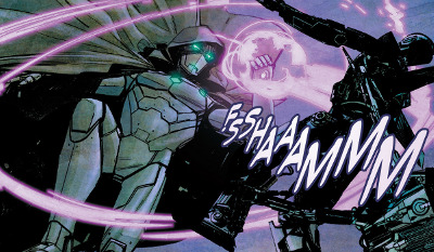Infamous Iron Man #2 comic review