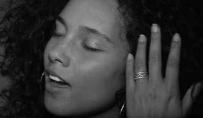 Alicia Keys – Blended Family (feat. A$AP Rocky) music video