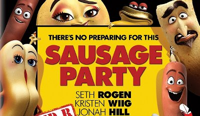 Sausage Party Blu-ray review