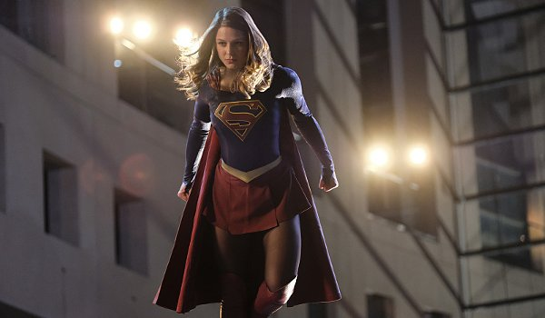Supergirl – Crossfire television review