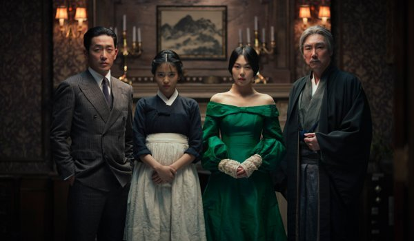 The Handmaiden movie review