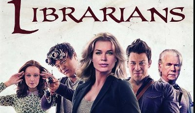 The Librarians – The Complete First Season DVD review