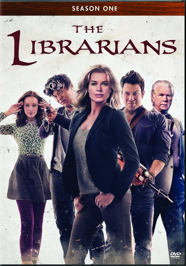 The Librarians - The Complete First Season